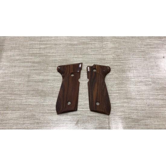 Beretta F92 Ahşap Özel Kabze Fiyatı